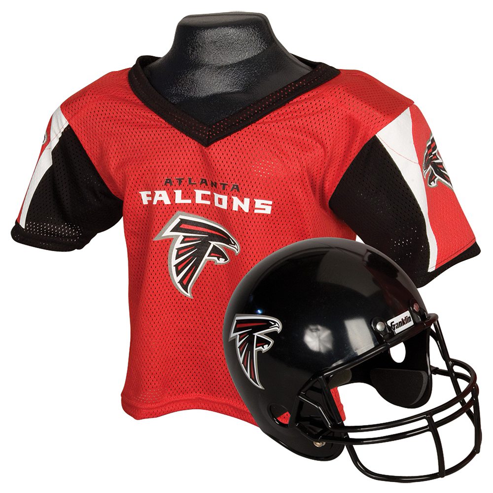 Child Atlanta Falcons Helmet & Jersey Set Image #1