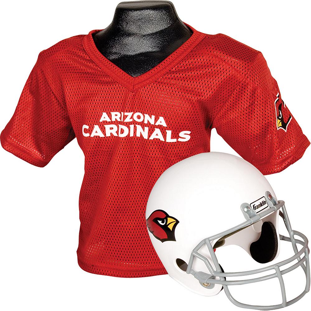 Arizona Cardinals Helmet Jersey Set Image #1