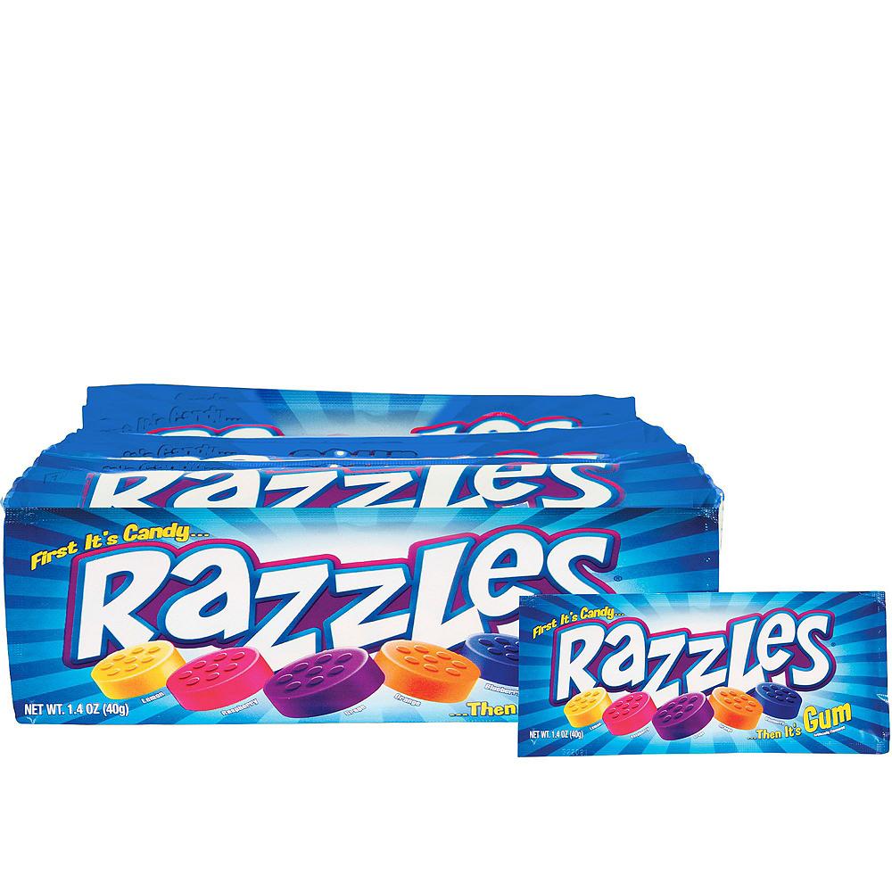 Razzles Candy Gum 24ct Image #2