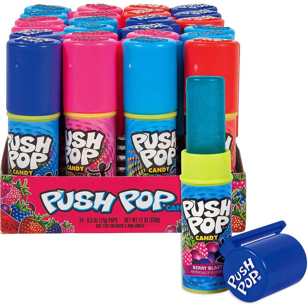 Topps Push Pops 24ct Image #2