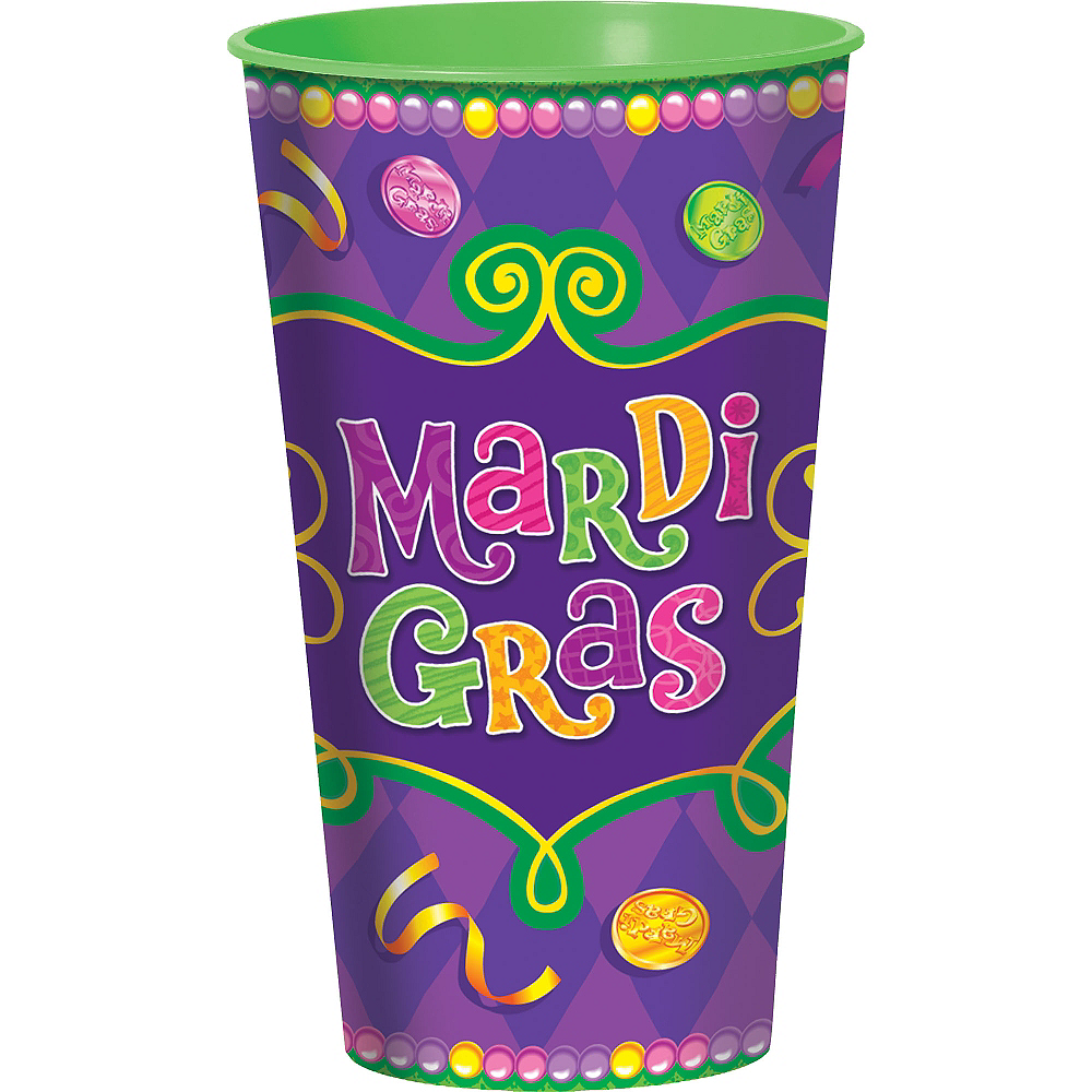 Nav Item for Mardi Gras Cup Image #1