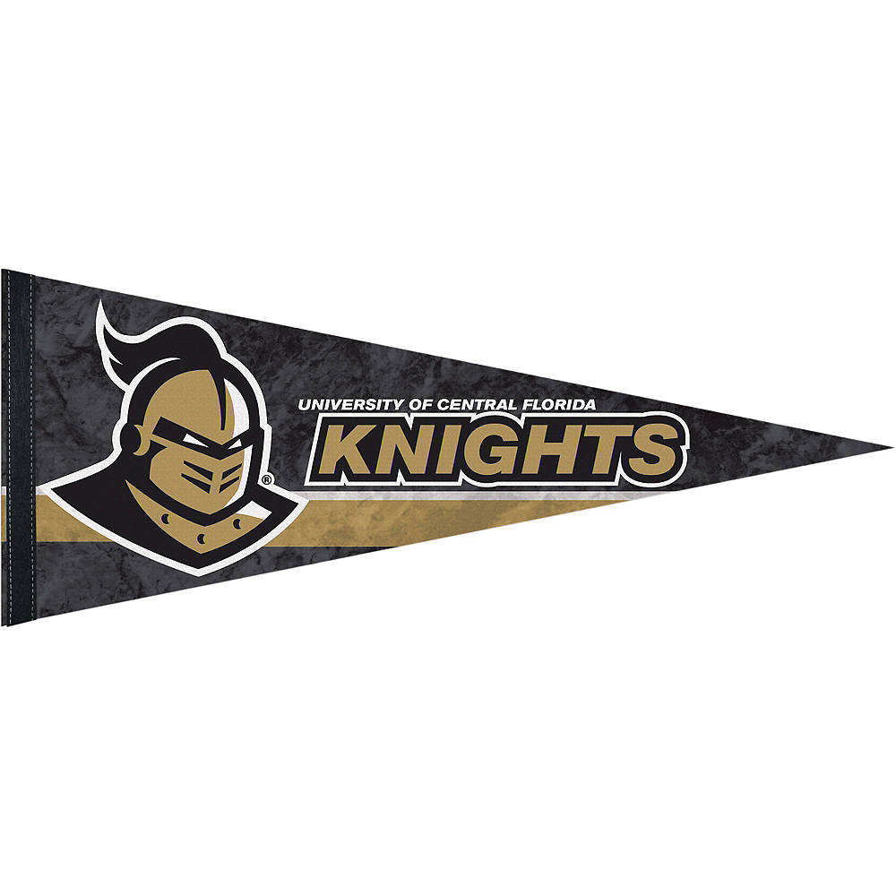 Nav Item for UCF Knights Pennant Flag Image #1