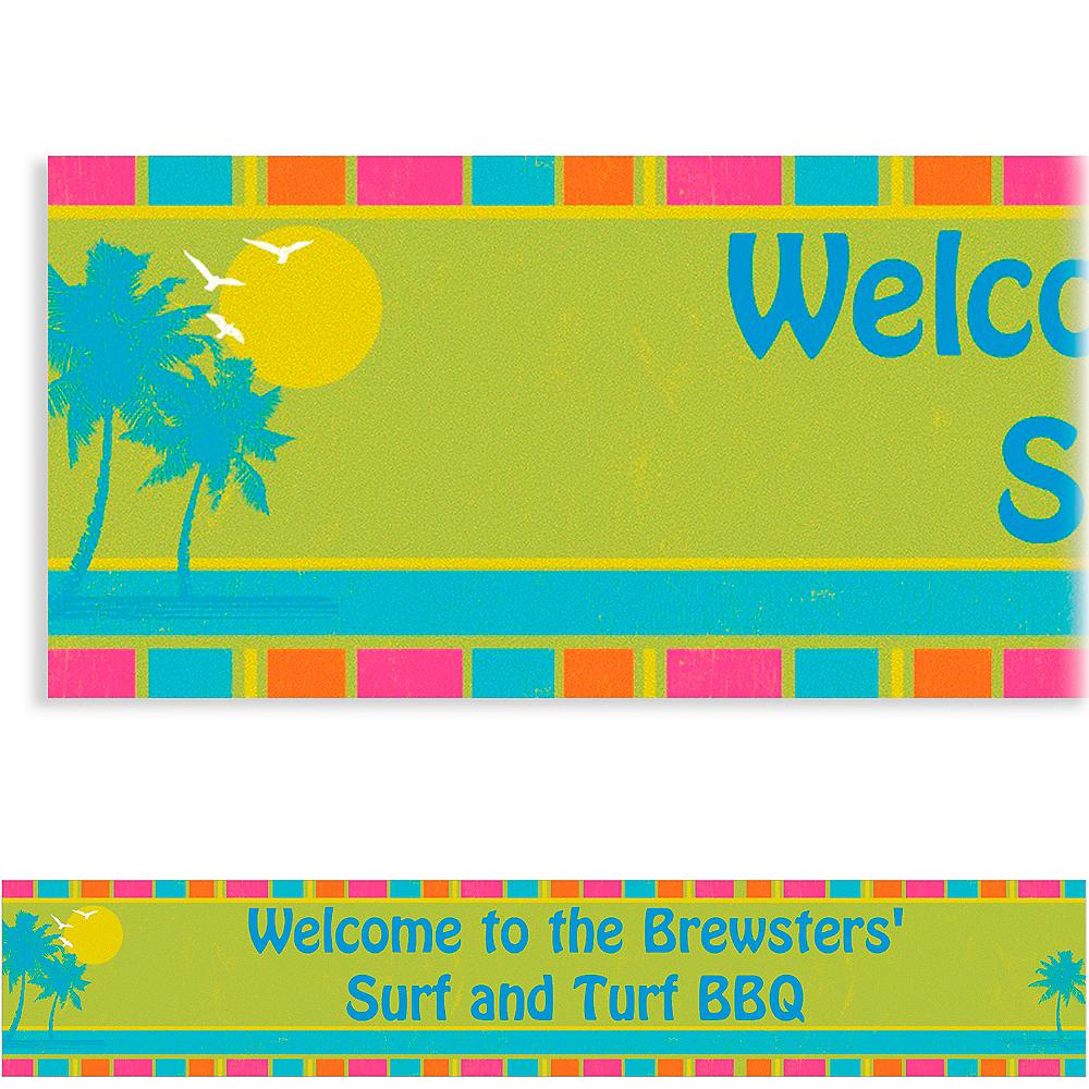 Custom Summer Dreams Banner 6ft Image #1
