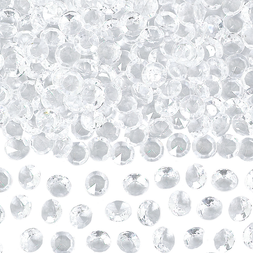 Clear Mini Gem Scatters 1oz Image #1