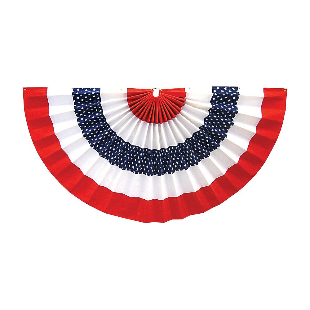 Large Patriotic Bunting Image #1
