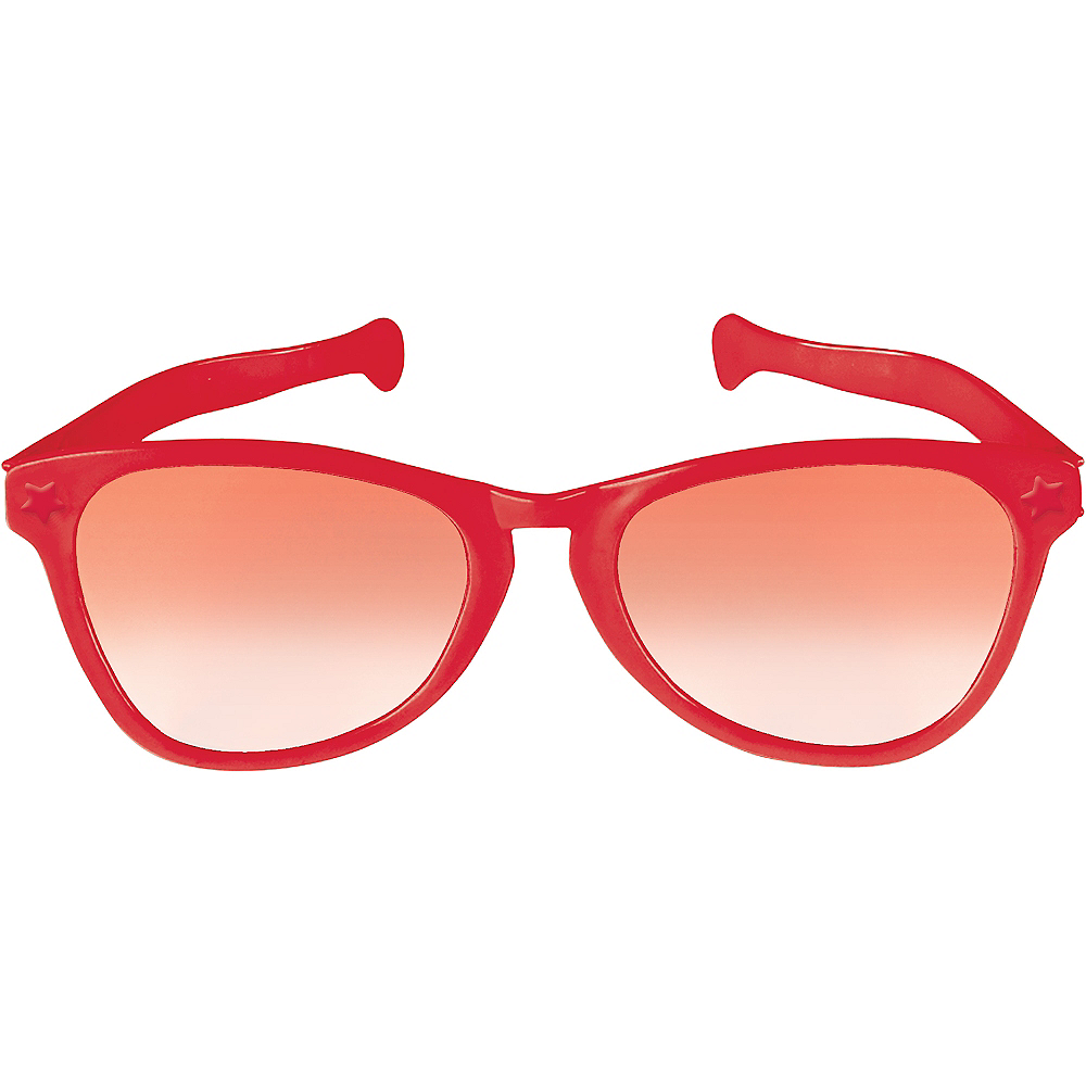 Red Giant Fun Glasses Image #1