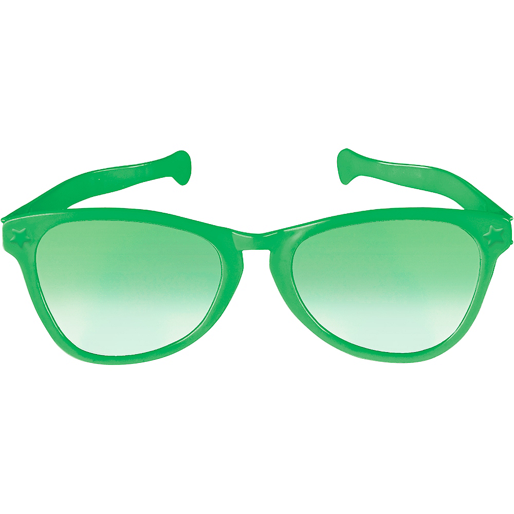 Green Giant Fun Glasses Image #1