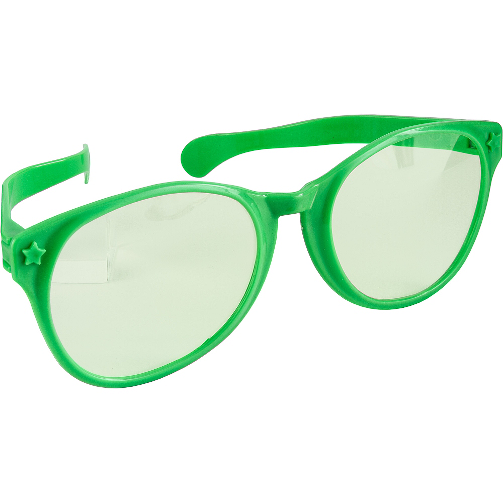 Green Giant Fun Glasses Image #2