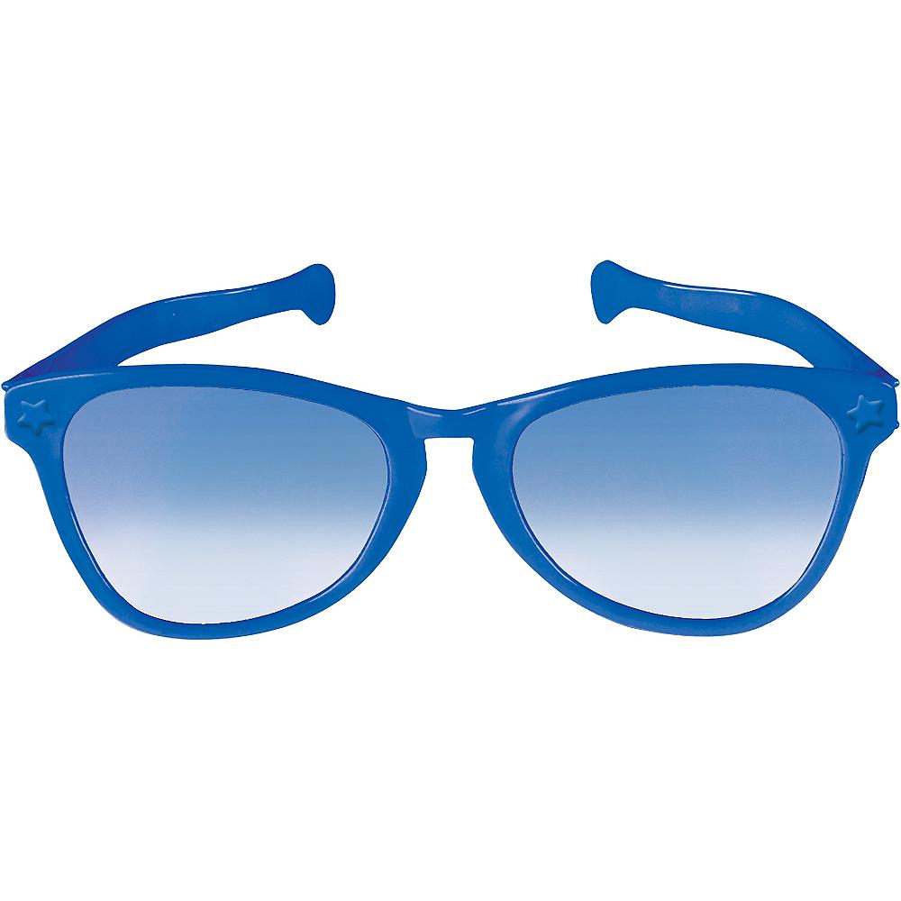 Blue Giant Fun Glasses Image #1
