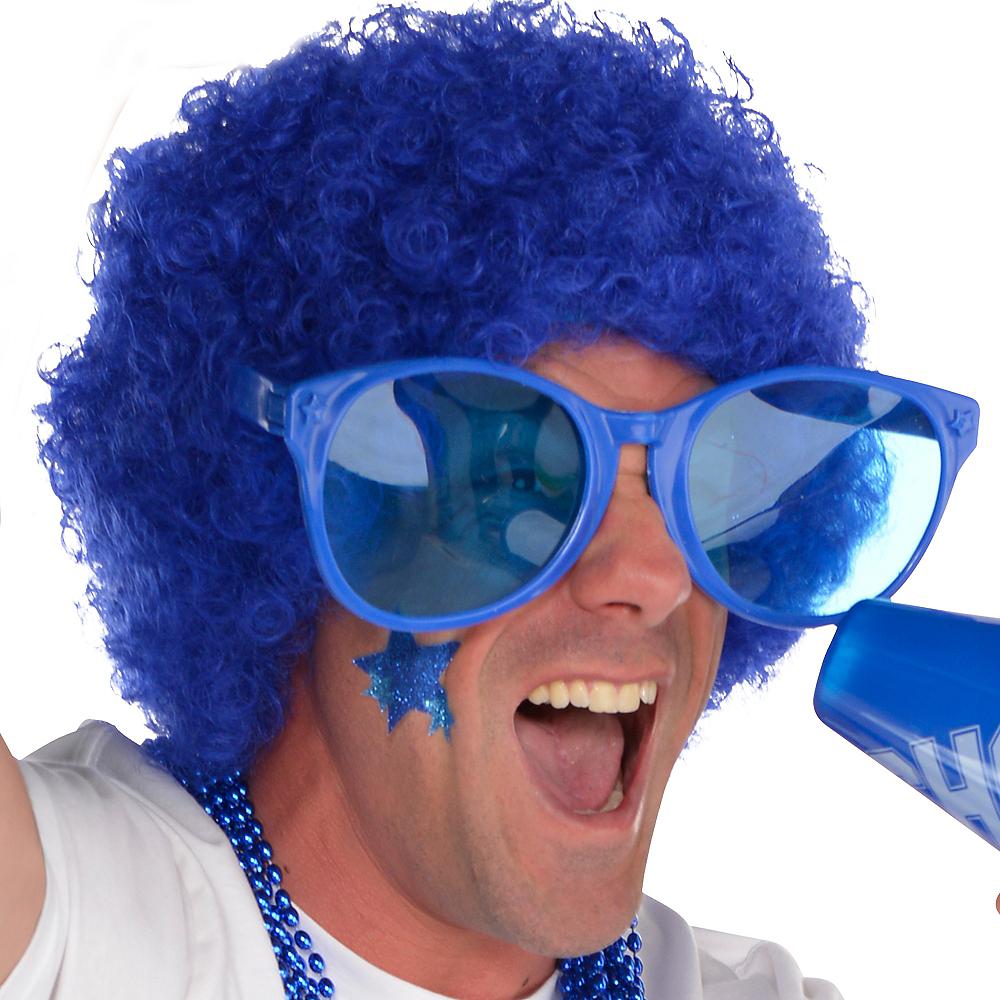 Blue Giant Fun Glasses Image #2