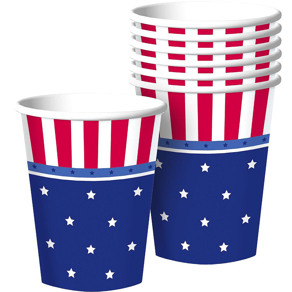 American Classic Patriotic Cups 8ct Image #1