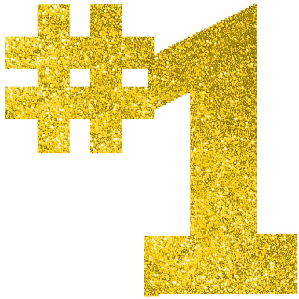 Gold #1 Body Jewelry Image #1