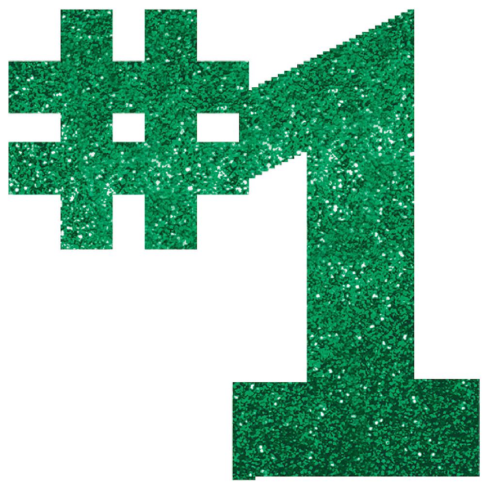 Green #1 Body Jewelry Image #1