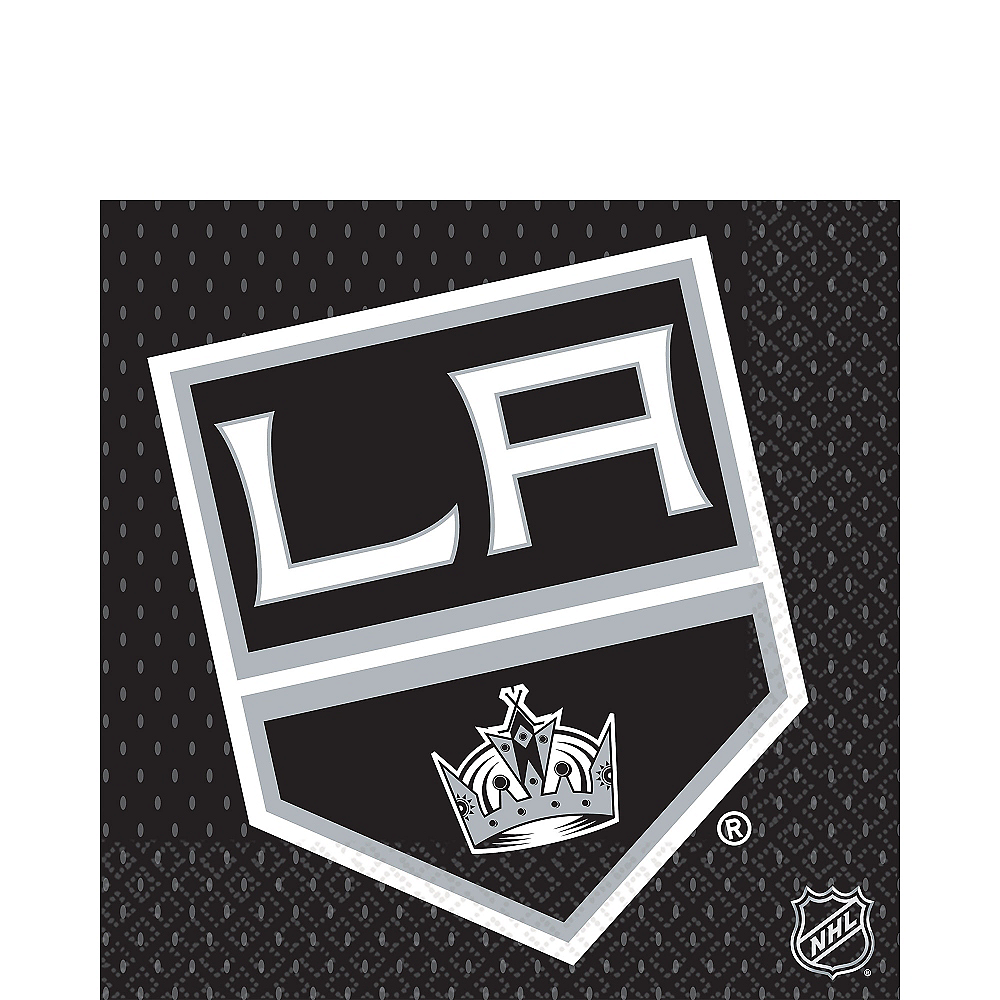 Los Angeles Kings Lunch Napkins 16ct Image #1