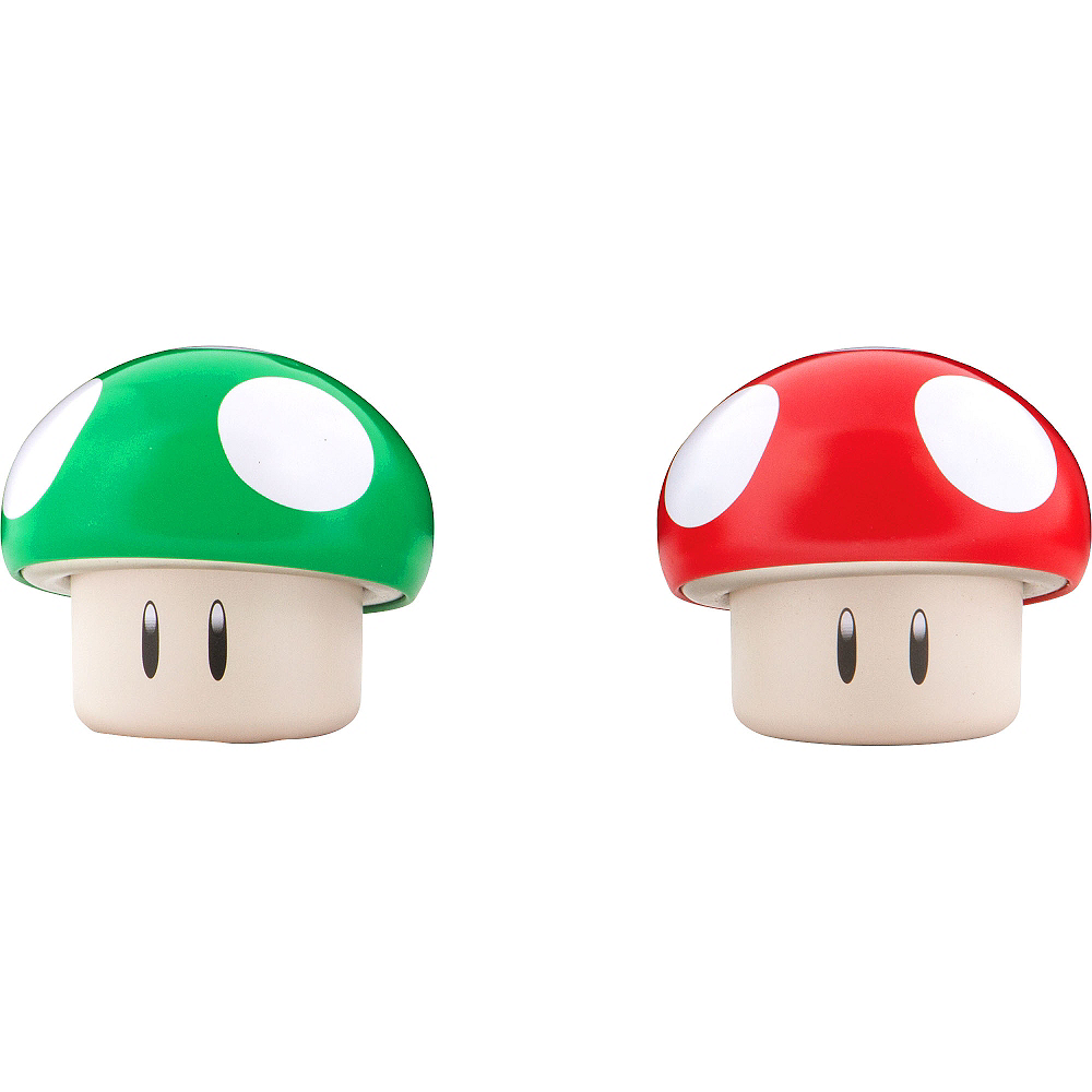 Nav Item for Super Mario Mushroom Candy Containers 12ct Image #2