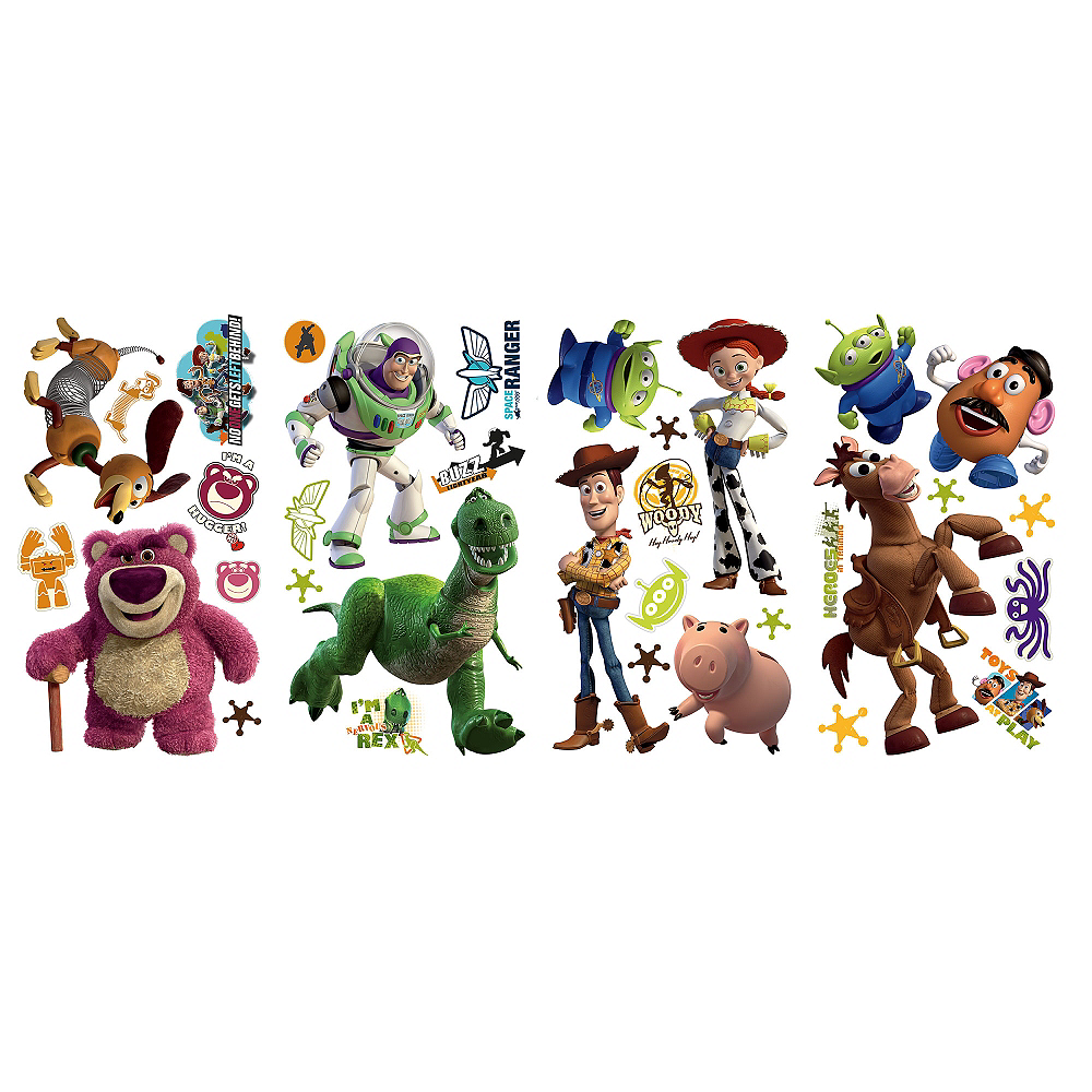 Toy Story Wall Decals Image #2