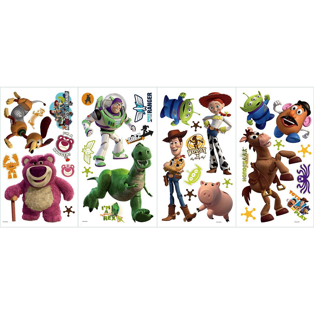 Toy Story Wall Decals Image #3