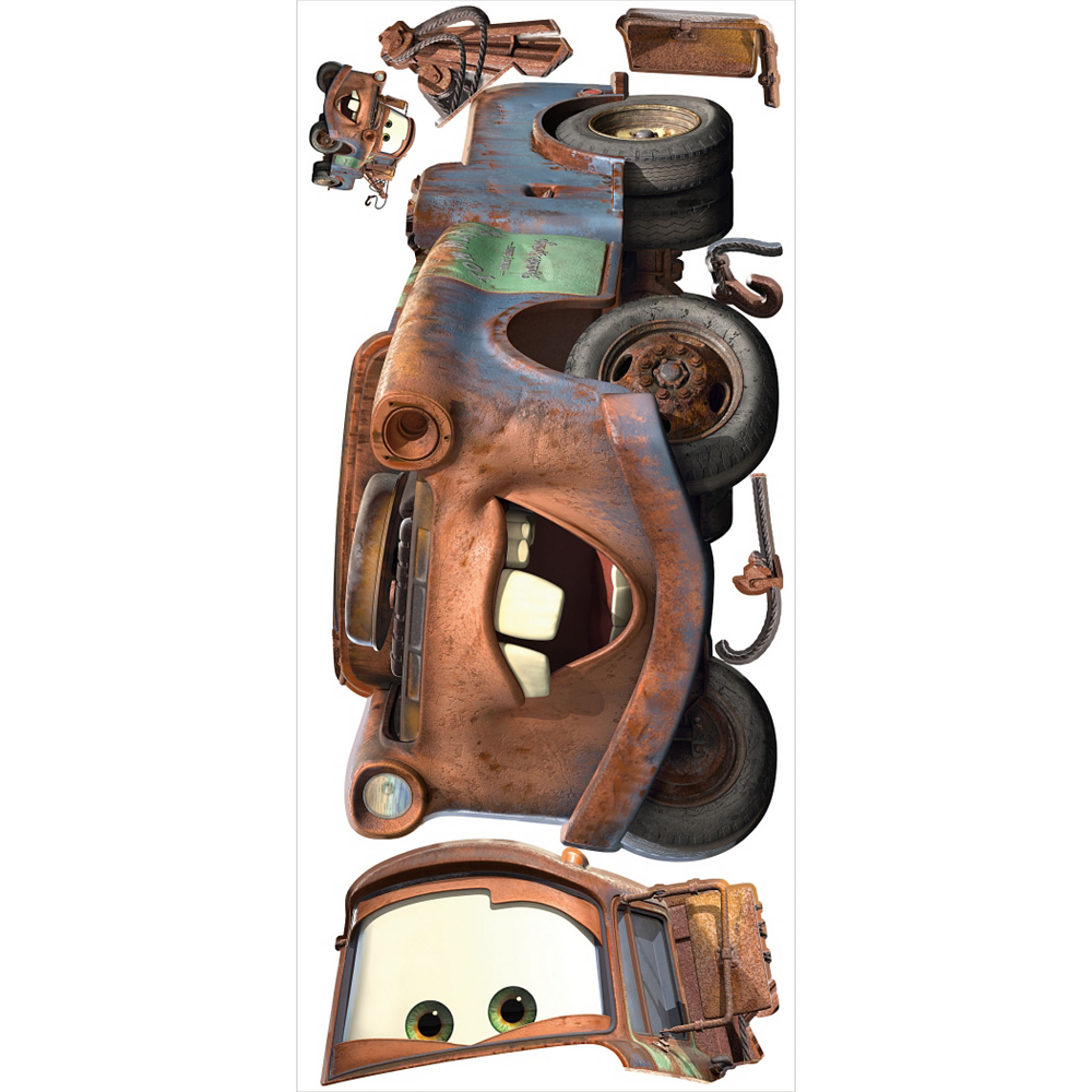 Cars Tow Mater Wall Decals Image #3