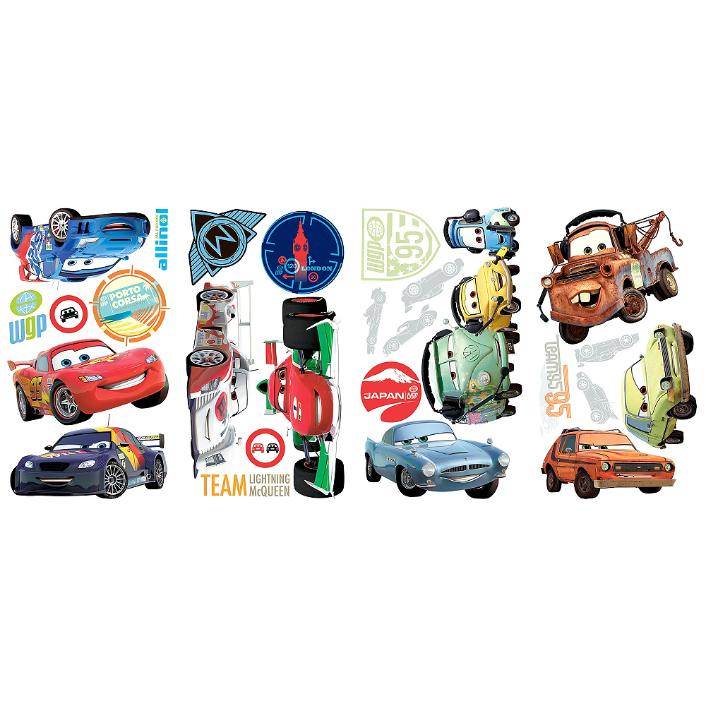 Cars Wall Decals Image #2