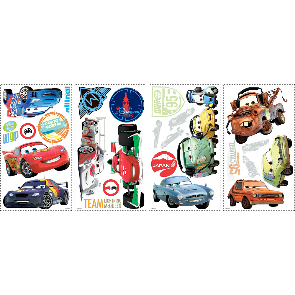 Cars Wall Decals Image #3