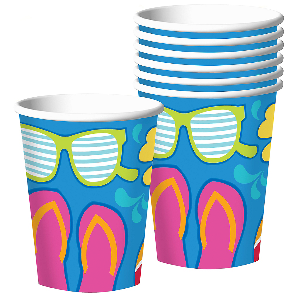Summer Splash Cups 18ct Image #1