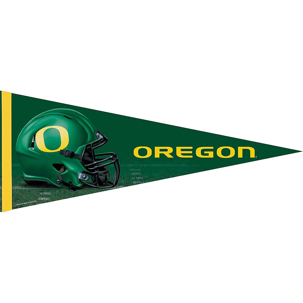 Oregon Ducks Pennant Flag Image #1