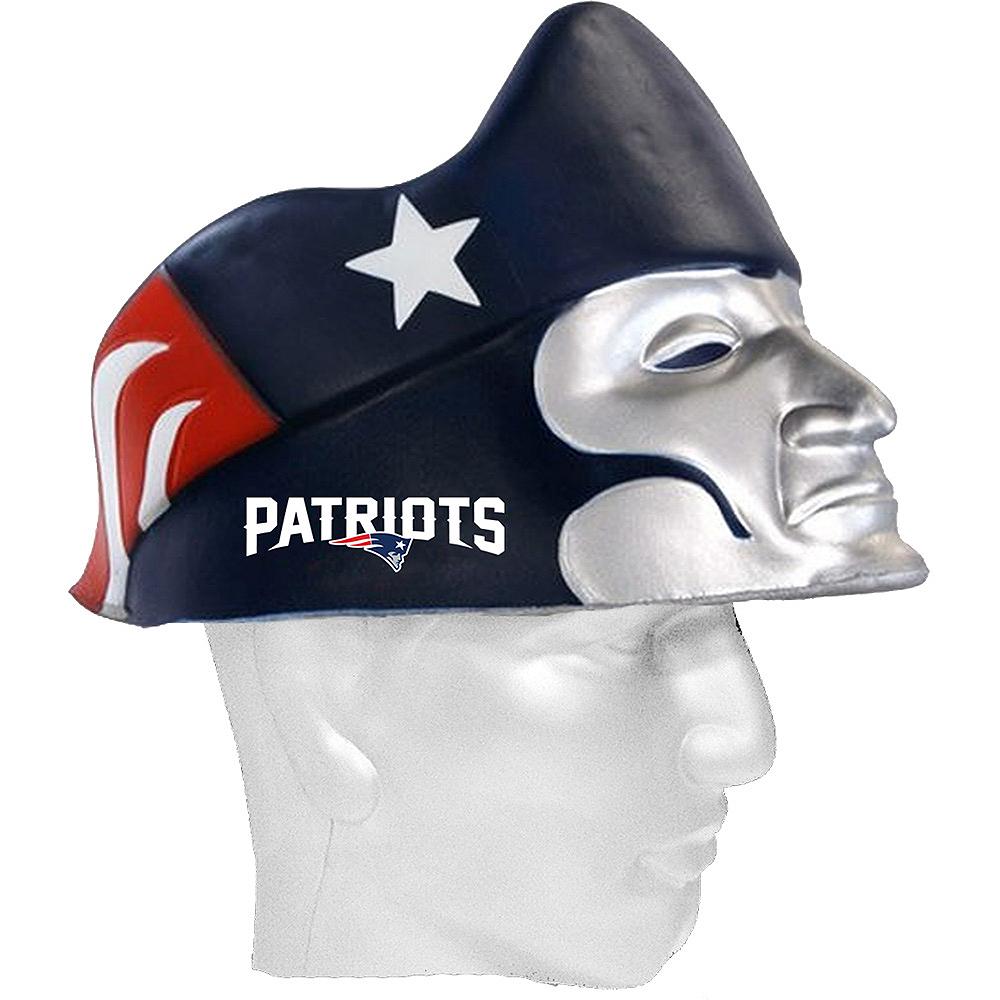New England Patriots Foamhead Image  1 f47ea2cf4