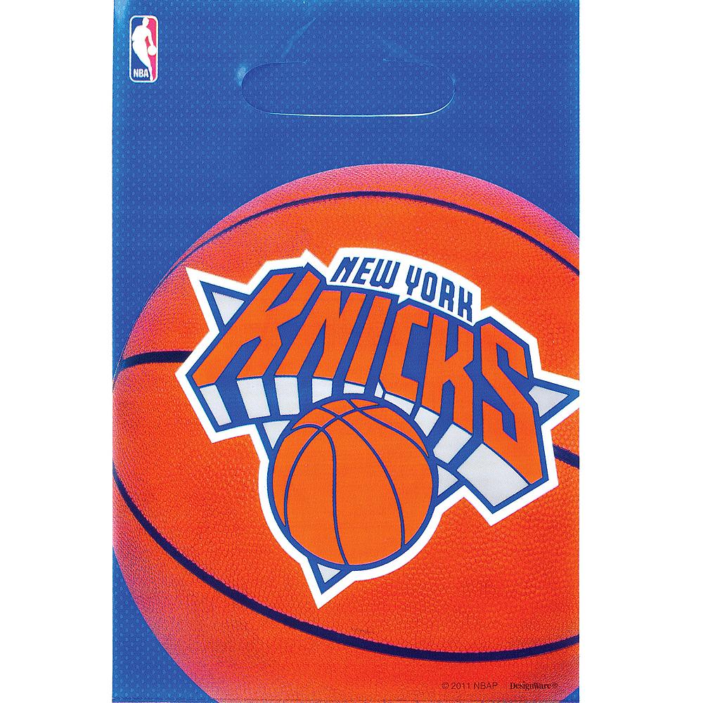 New York Knicks Favor Bags 8ct Image #1