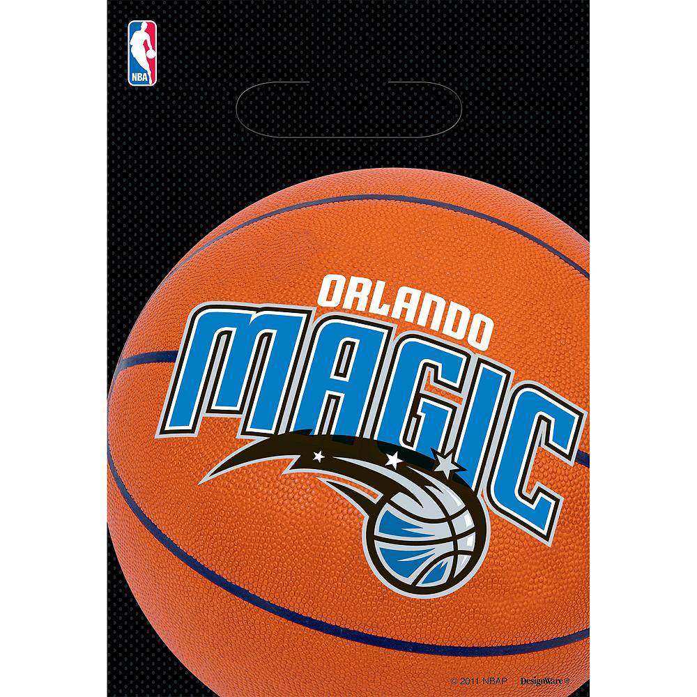 Orlando Magic Favor Bags 8ct Image #1