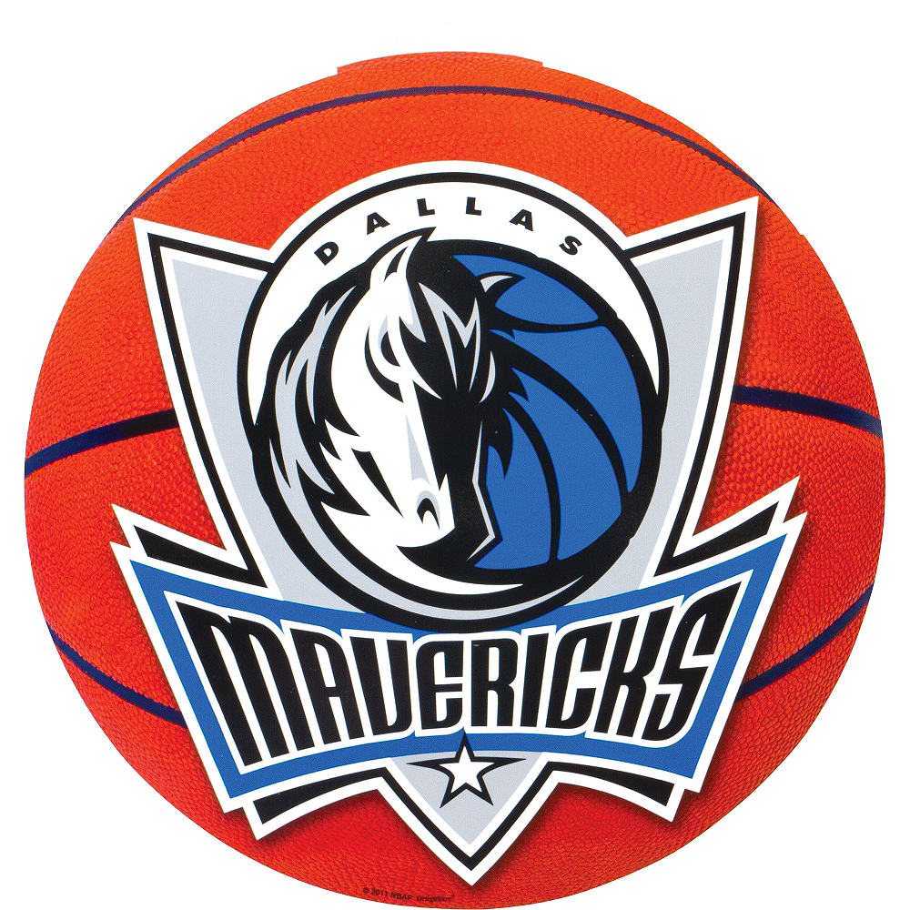 Dallas Mavericks Cutout Image #1