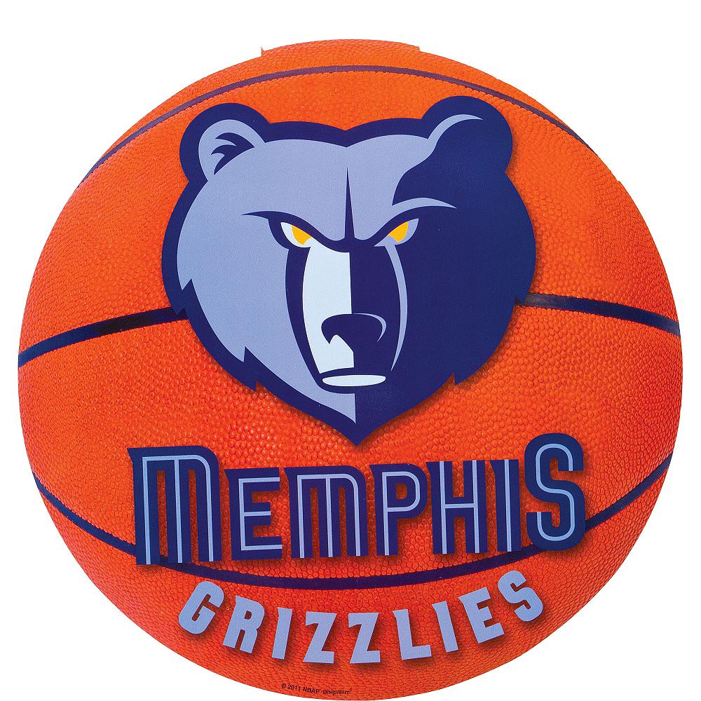 Memphis Grizzlies Cutout Image #1