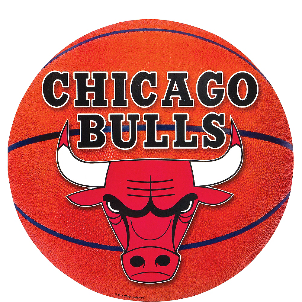 Nav Item for Chicago Bulls Cutout Image #1