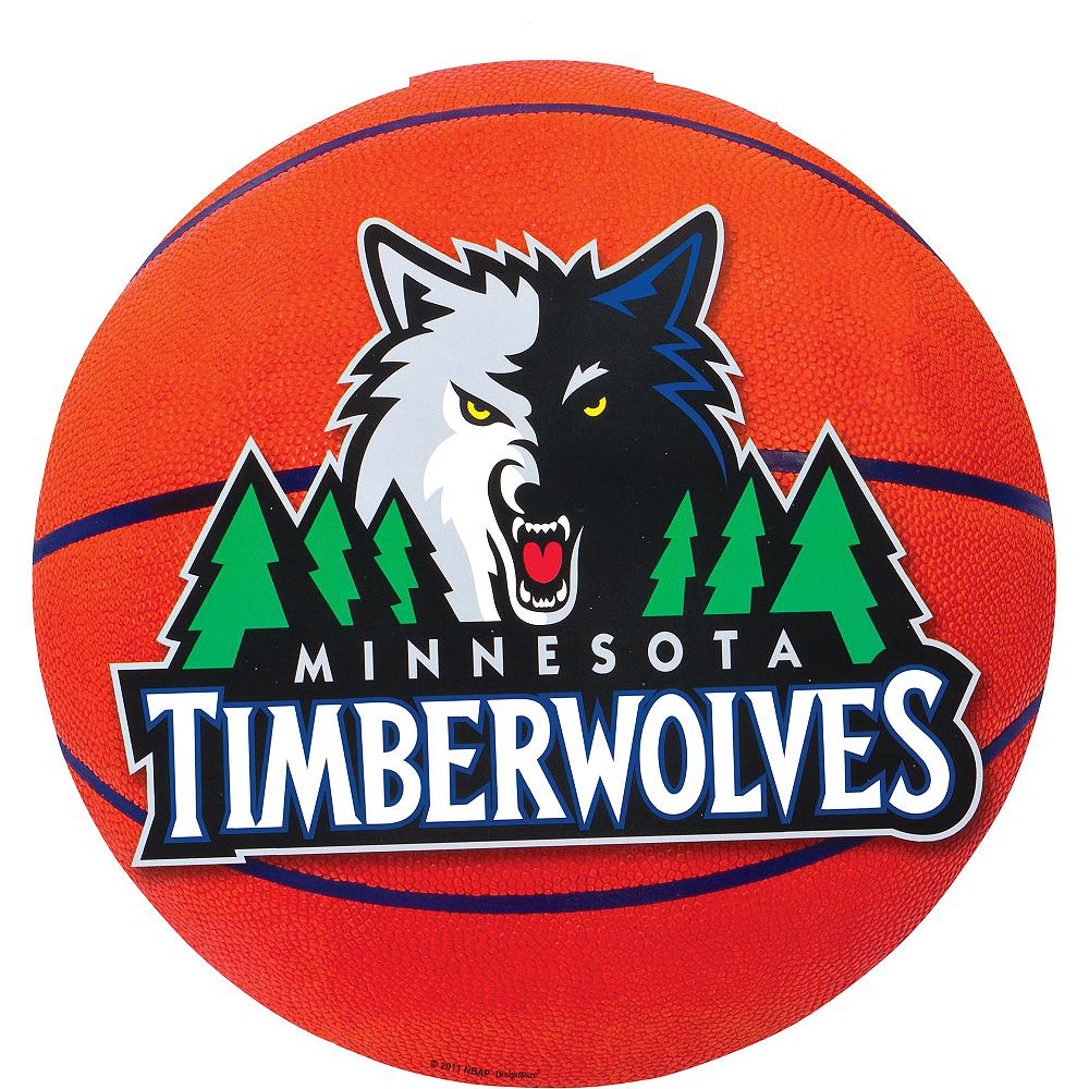 Minnesota Timberwolves Cutout Image #1