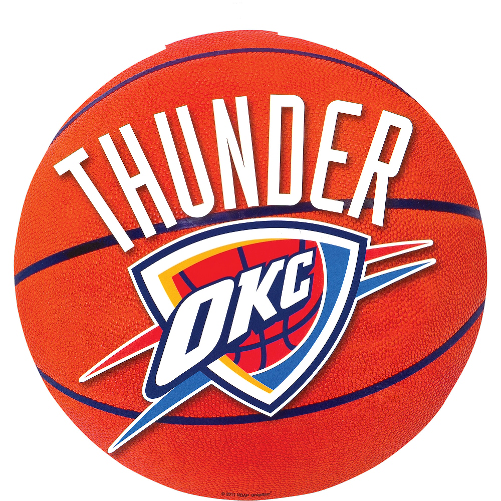 Oklahoma City Thunder Cutout Image #1