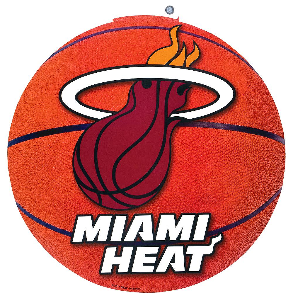 Miami Heat Cutout Image #1