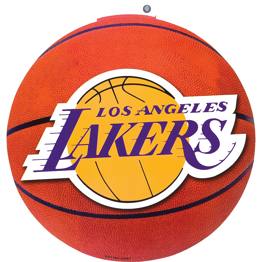 Los Angeles Lakers Cutout Image #1