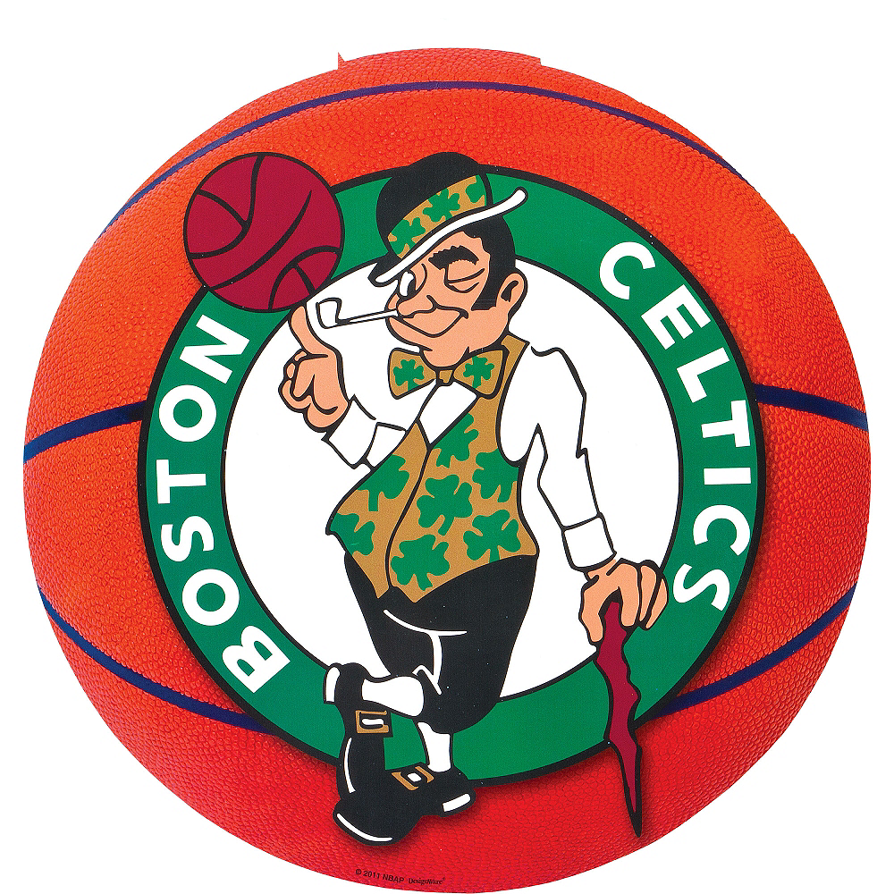 Boston Celtics Cutout Image #1