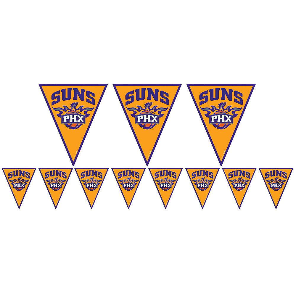 Phoenix Suns Pennant Banner Image #1