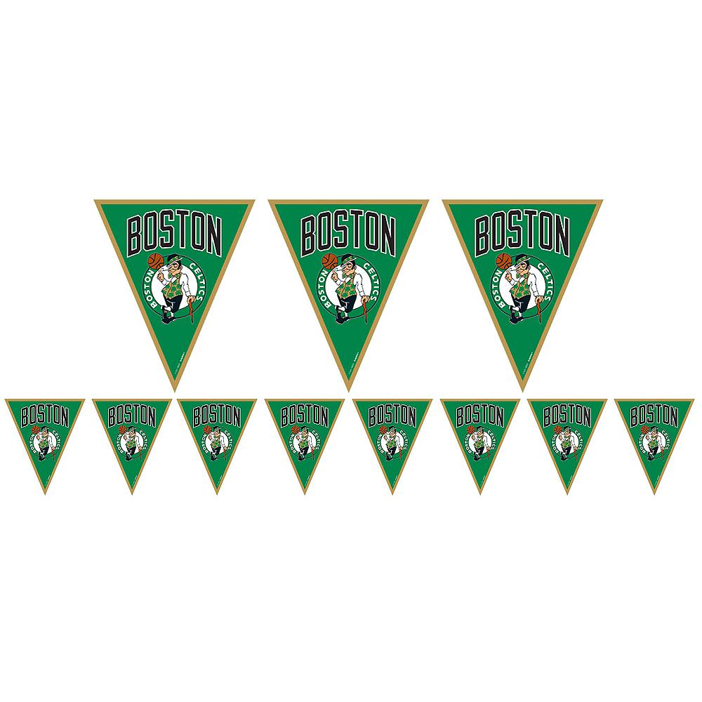 Boston Celtics Pennant Banner Image #1