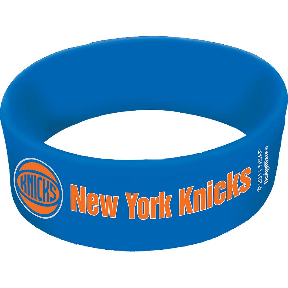 New York Knicks Wristbands 6ct Image #1