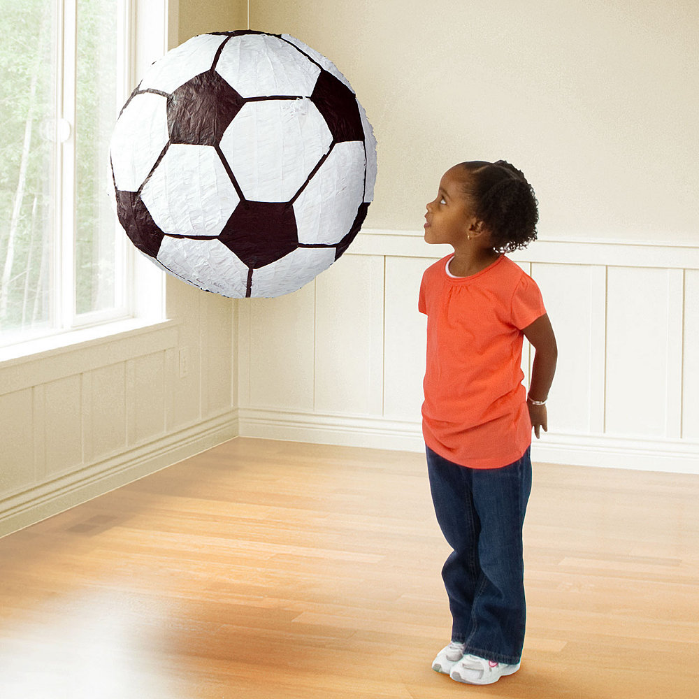 Nav Item for Soccer Ball Pinata Image #2
