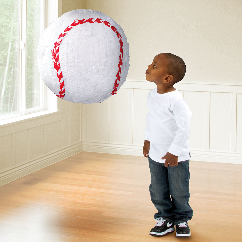 Nav Item for Baseball Pinata Image #2