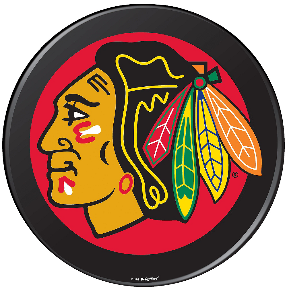 Chicago Blackhawks Cutout Image #1
