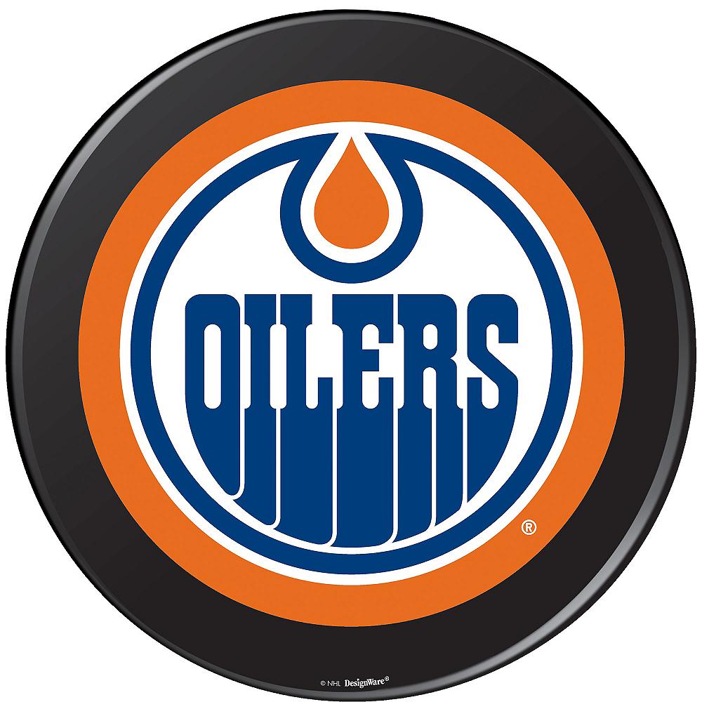 Edmonton Oilers Cutout Image #1