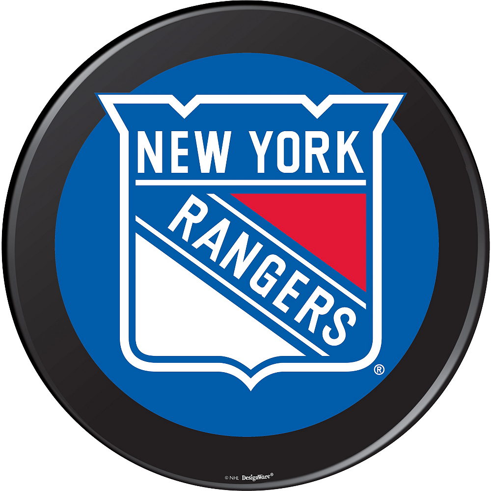 New York Rangers Cutout 12in Image #1