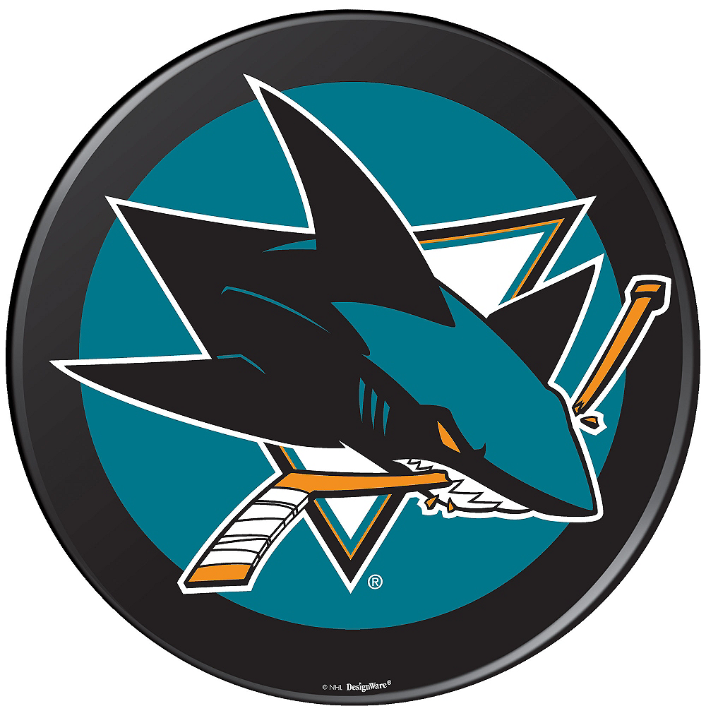 San Jose Sharks Cutout Image #1
