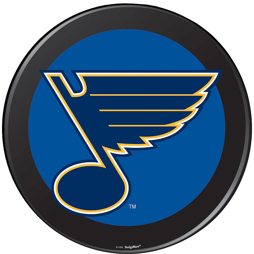 St. Louis Blues Cutout Image #1