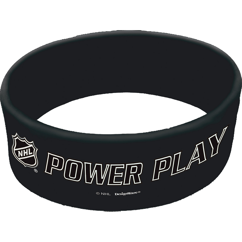 NHL Wristbands 6ct Image #1