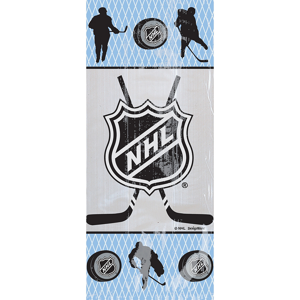 NHL Party Bags 20ct Image #1