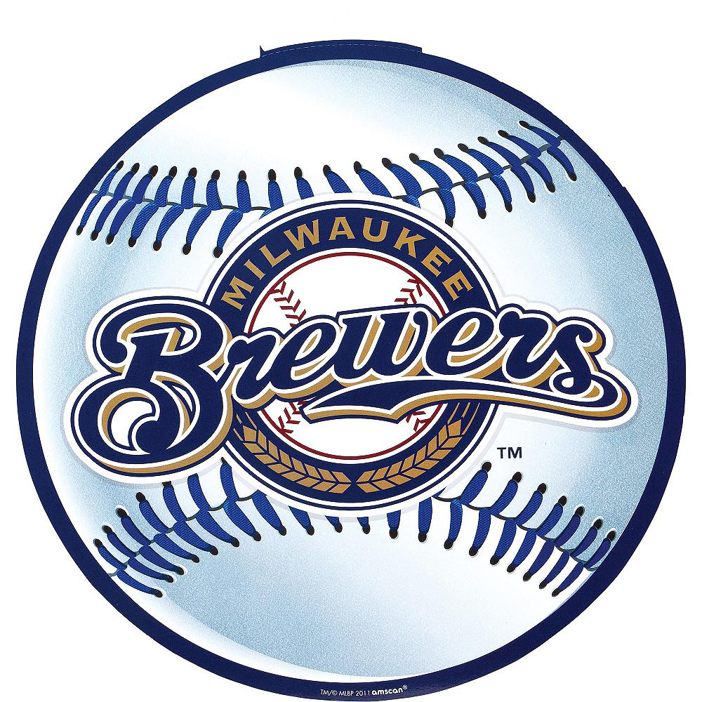 Milwaukee Brewers Cutout Image #1